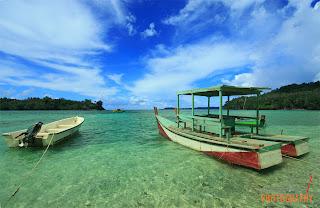 gambar pantai