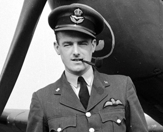(88464) Acting Squadron Leader Robert Buckley Newton