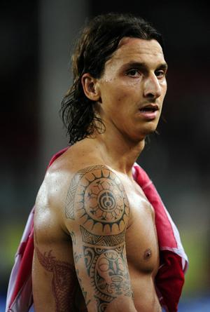 Zlatan 'Ibrahimovic'