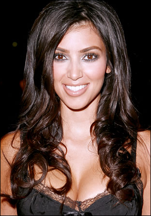 Hairstyle 2011 on Guide Of Hairstyles  Kim Kardashian Hairstyles 2011