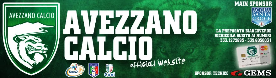 Avezzano Calcio - Official web site