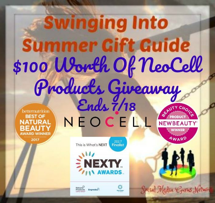 Neocell $100 Worth of Products