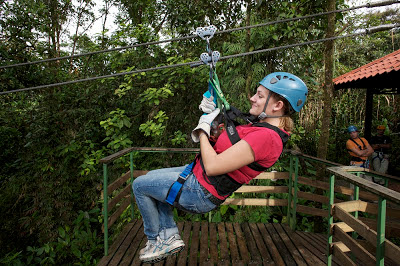 Rainforest Adventures Zip Line