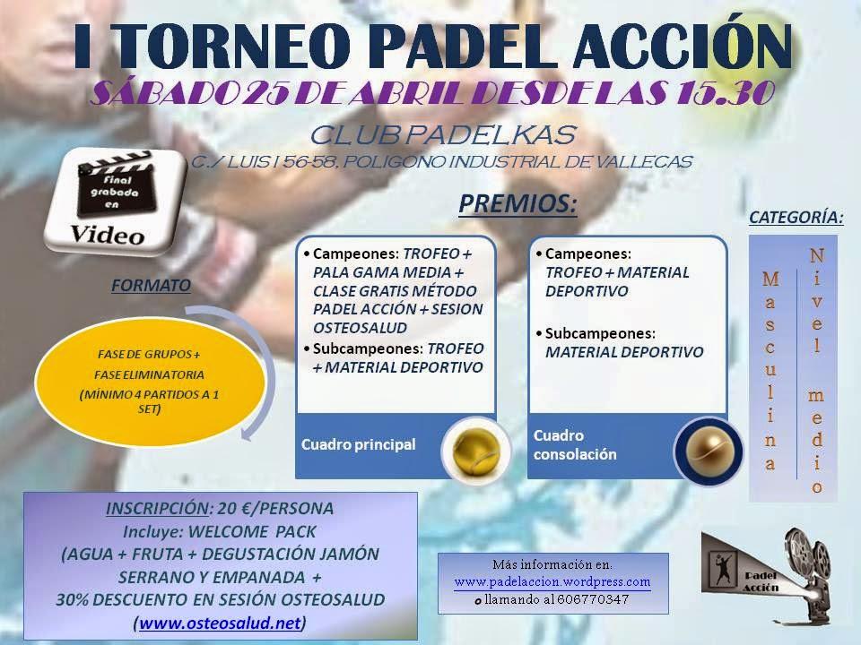 Torneos Padel