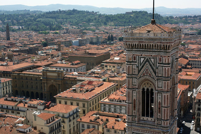 florence duomo campanile
