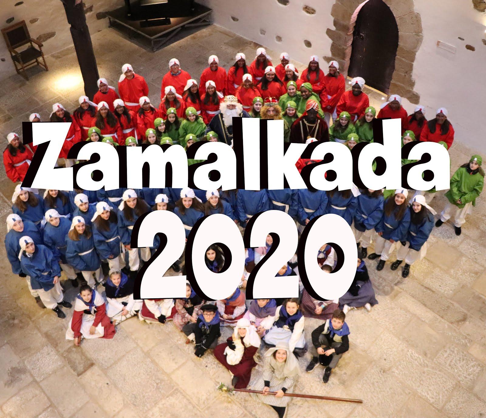 Zamalkada 2020