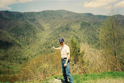 Ron at Blue Ridge Mountains - 1994