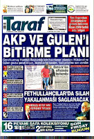 Plot against Gulen movement and AKP