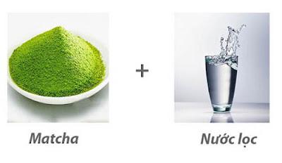 Làm đẹp toàn diện chỉ với bột trà xanh