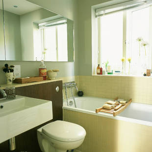 Bathroom Plans on Small Bathroom Ideas