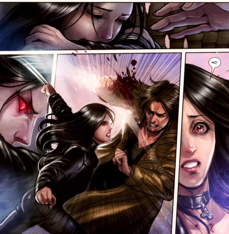 X23 and Gambit  X23  Comic Vine