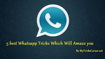 Best WhatsApp Hidden Tricks