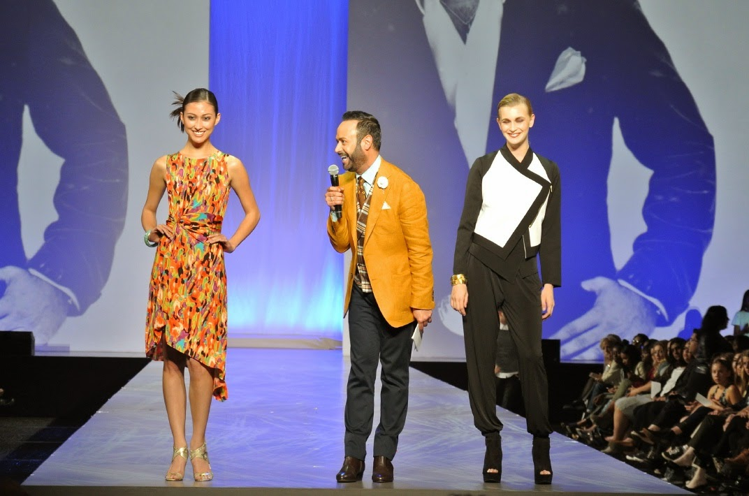Nick verreos line exclusive to the evine live shopping network