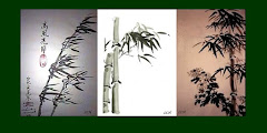 Some of my traditional ink paintings