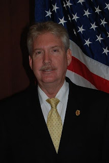 Alvin Police Chief Mike Merkel
