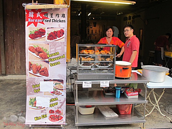 Siniawan Bazaar Night Market - Food