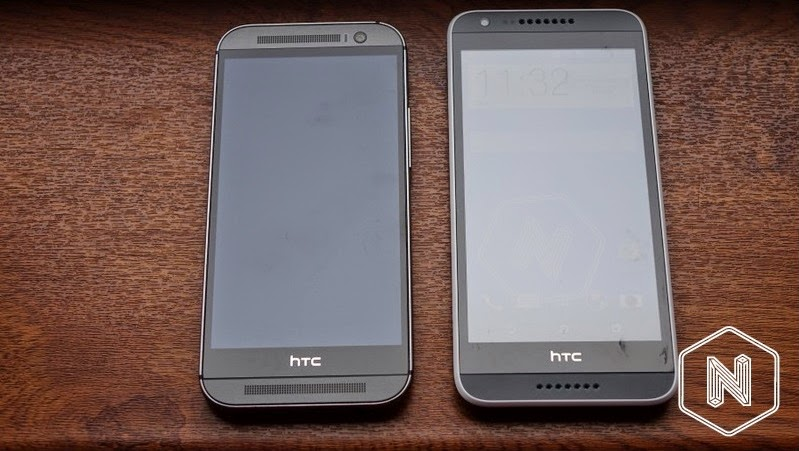 Smartphone Android Terbaru HTC Desire 620