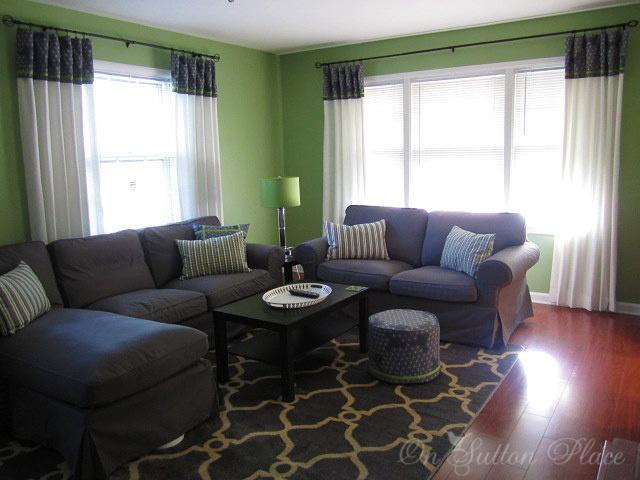 great green favorite paint colors blog. Black Bedroom Furniture Sets. Home Design Ideas