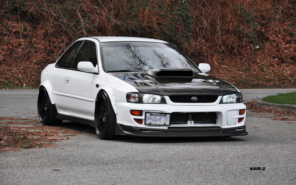 Subaru Impreza I GC