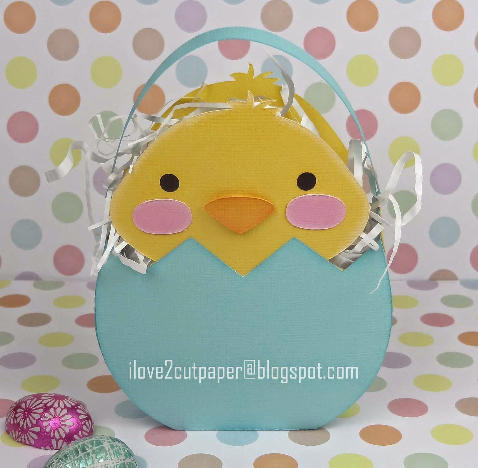 Chick Bag, svg, Lettering Delights, Pazzes, Easter