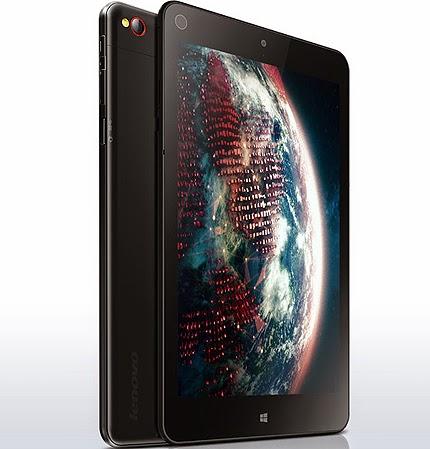 ThinkPad 8 Lenovo Tablet untuk profesional
