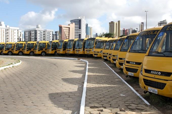 Emenda de José Agripino garante mais ônibus escolares para o Governo do RN