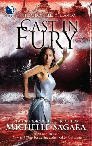 Michelle Sagara Cast in Fury