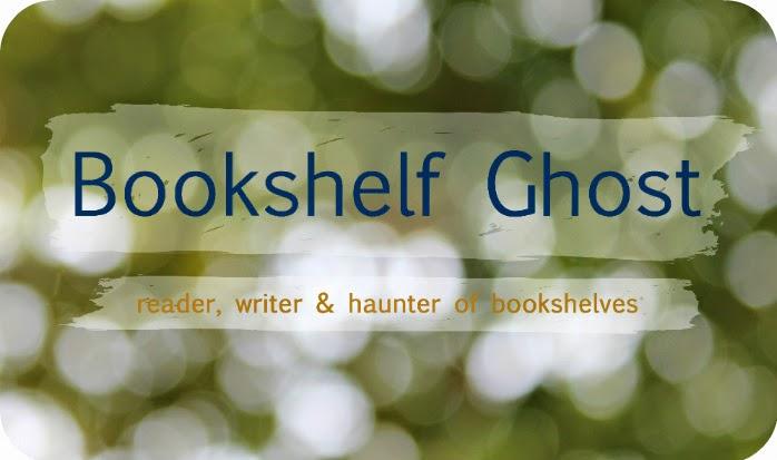 Bookshelf Ghost