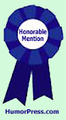 MY HUSBAND HAS TAKEN UP TREE PLANTING Won honorable Mention at HumorPress.com