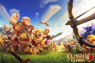 Clash of Clans Hack Gems Gold Elixir