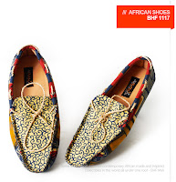 BHF African Print Loafers - BHF Shopping mall - iloveankara.blogspot.co.uk