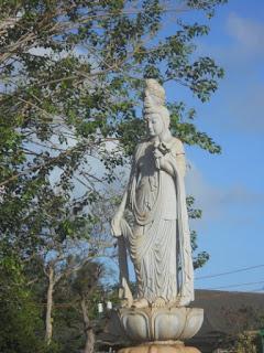 Hanapepe Buddha Statue