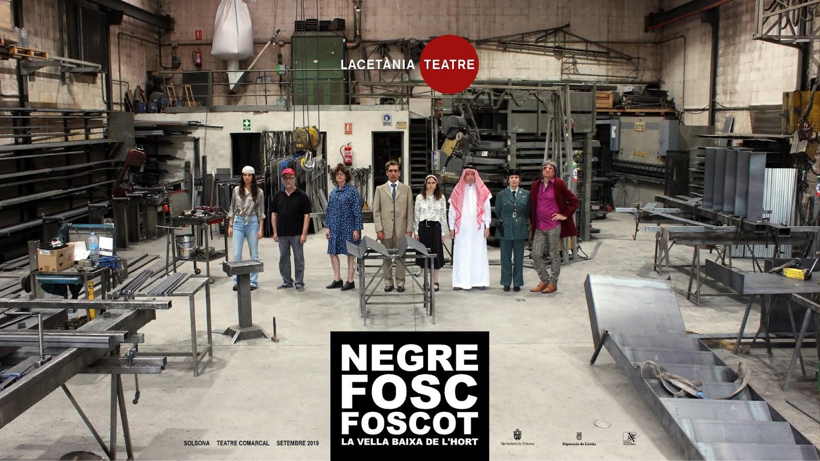 NEGRE FOSC FOSCOT. 2019