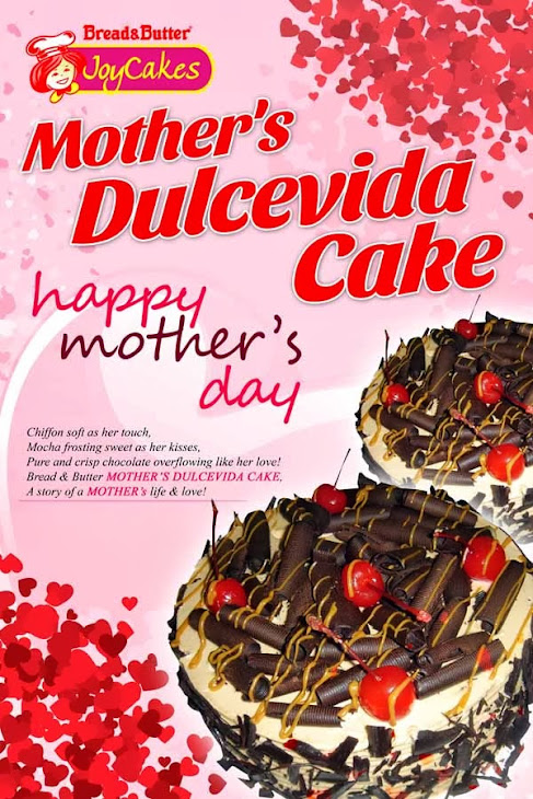 Bread & Butter celebrated Mother's Day with Mother's Ducevida Cake!