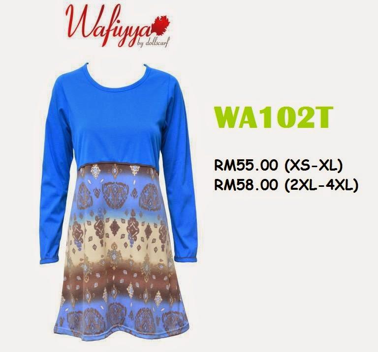 T-Shirt-Muslimah-Wafiyya-WA102T