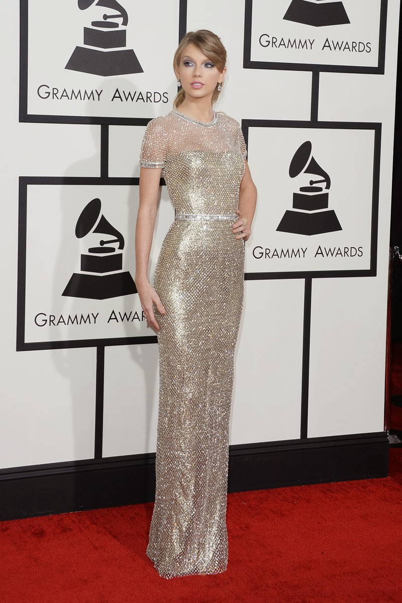 Taylor Swift Grammy2014