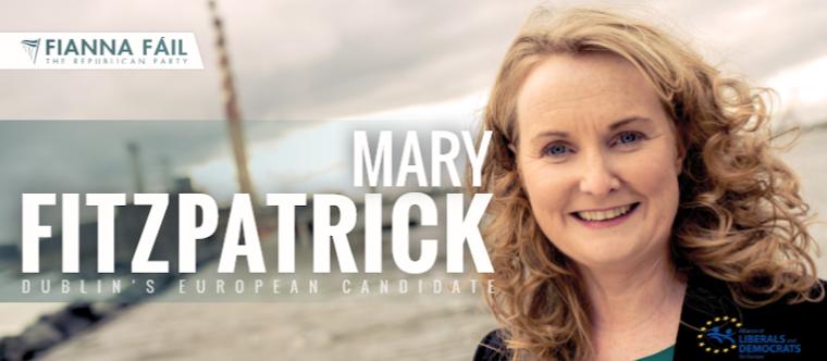 Cllr Mary Fitzpatrick