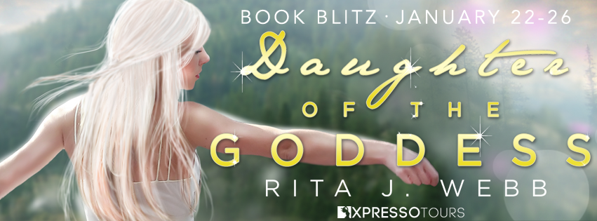 Daughter of The Goddess Book Blitz