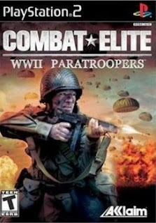 Free Download Games Combat Elite WWII Paratroopers PS2 ISO Full Version