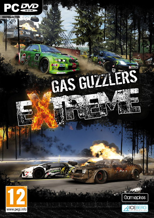 Gas Guzzlers Extreme Tek Link Full Oyun İndir