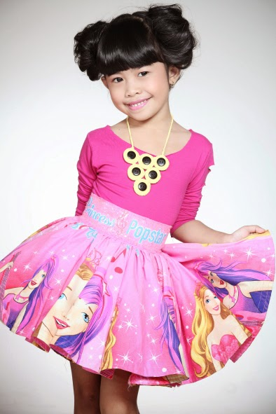 Biografi Profil Biodata Alifa Azzahra Lubis Artis Cilik Little Miss Indonesia 2013