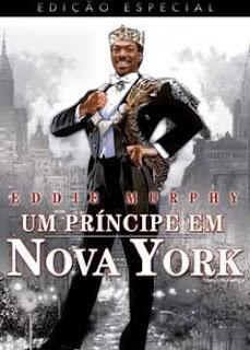 capa Download – Um Príncipe em Nova York – DVDRip AVI Dublado