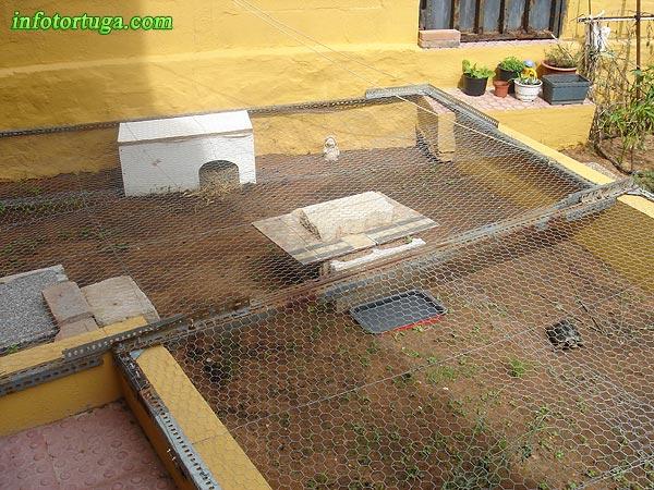 Ayuda para las tortugas terrarios para tortugas de tierra for Tortuguero casero