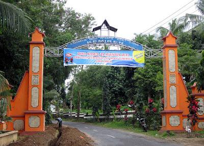 Desa Wisata Adat Osing Kemiren