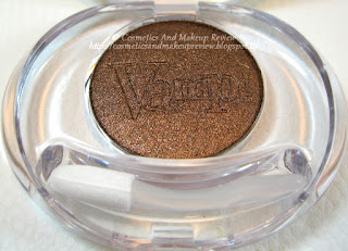 Pupa - Coral Island - Vamp! Compact Eyeshadow 002 - Bronze Passion cialda