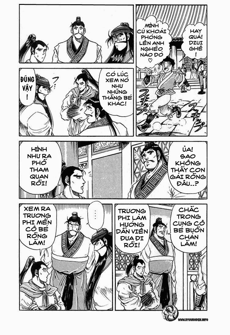 Chú Bé Rồng - Ryuuroden chap 4 - Trang 19