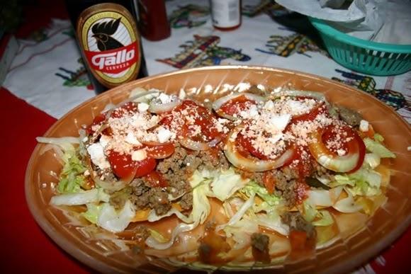 Enchilada De Honduras