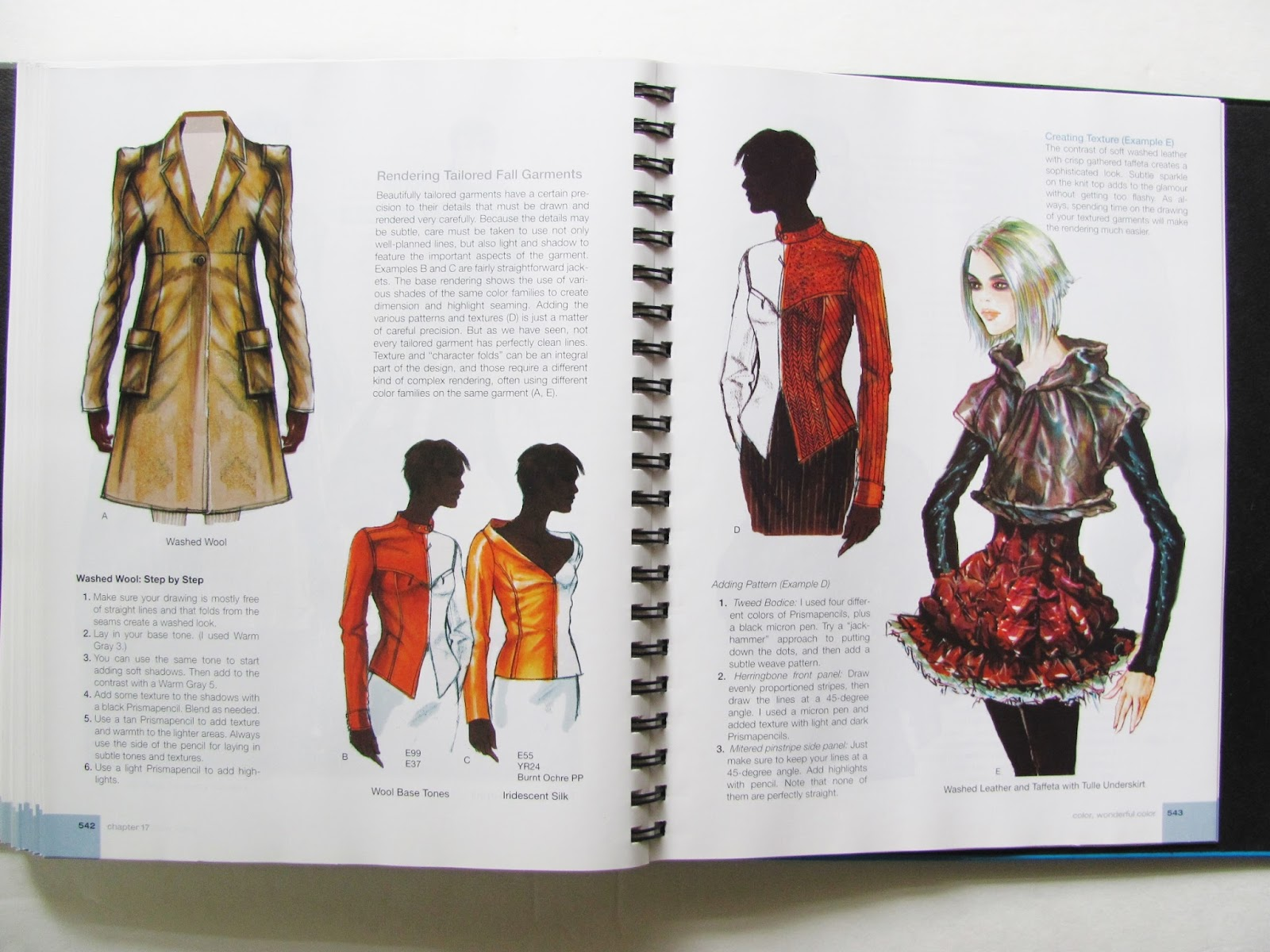 Pintucks Book Review Fashion Illustration For Designers