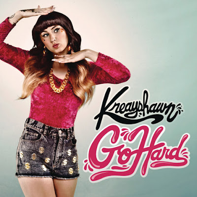 Kreayshawn - Go Hard (La.La.La) Lyrics