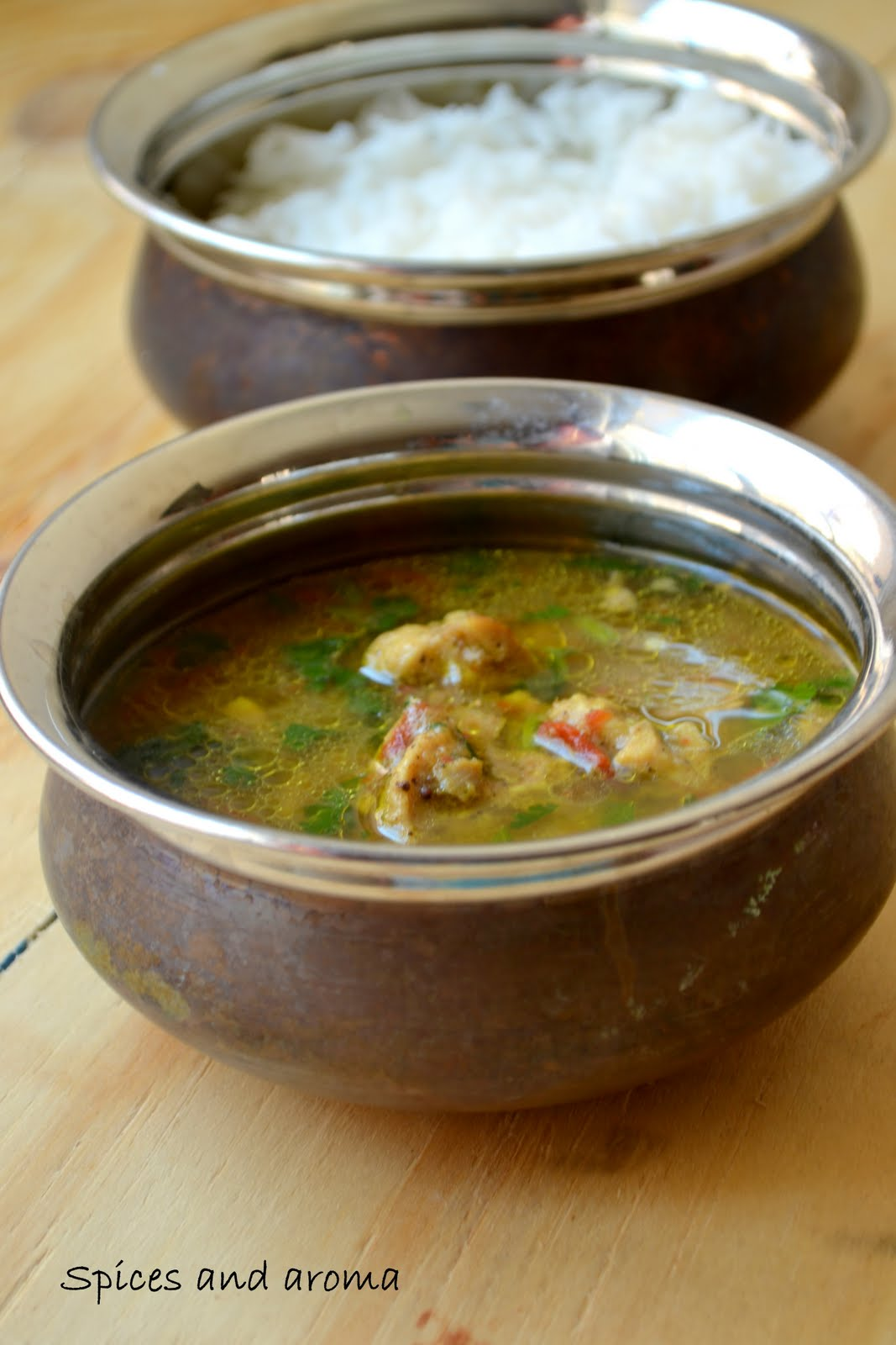 Chicken rasam a south indian soup spices and aroma forumfinder Gallery